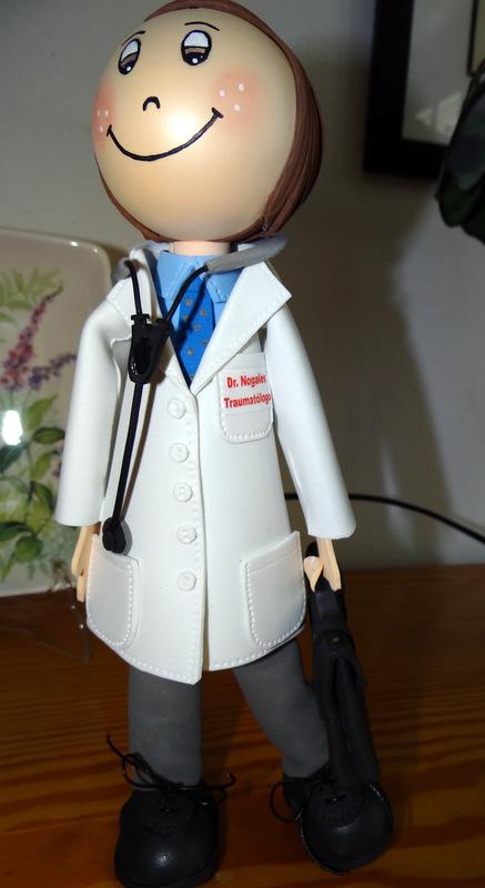 Médico sanidad pública